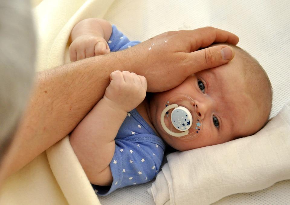 Nákup výbavy pro miminko