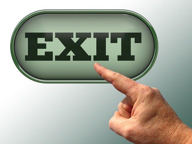 prst na exitu